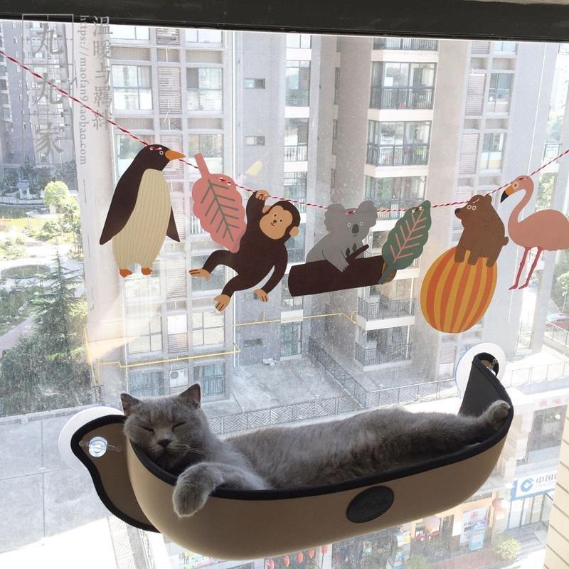 Cat Hammock Bed - World Gift Deals