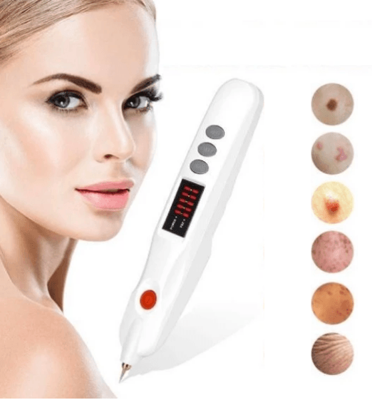 Plasma Pen Mole Wart Tattoo Skin Tags Removal Tool Machine World Gift Deals